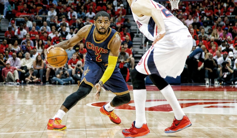 Should The Sixers Trade For KyrieIrving?
