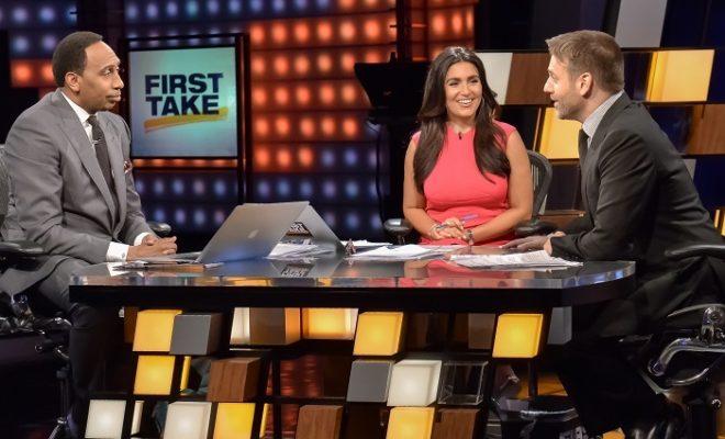 ESPN First Take–June 10,2020
